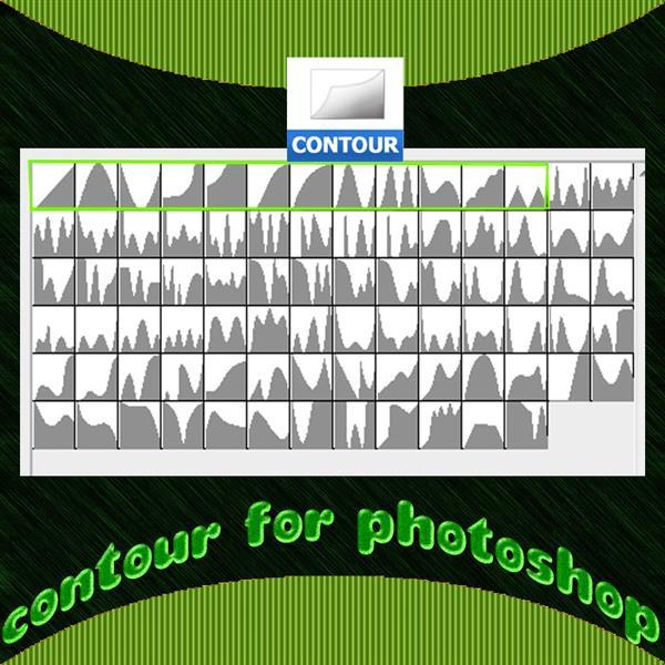 Custom Contour Photoshop Free Download