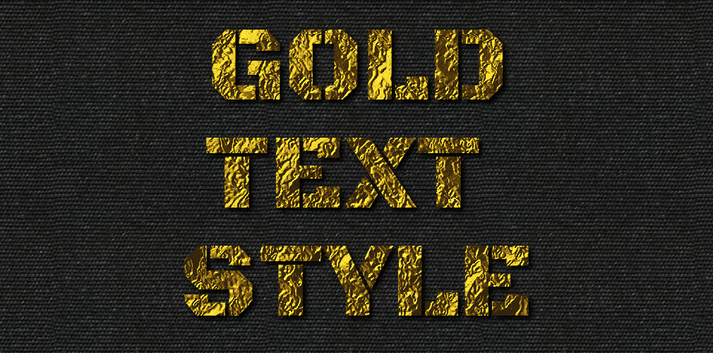 Gold Effect Photoshop Download Free Texture
