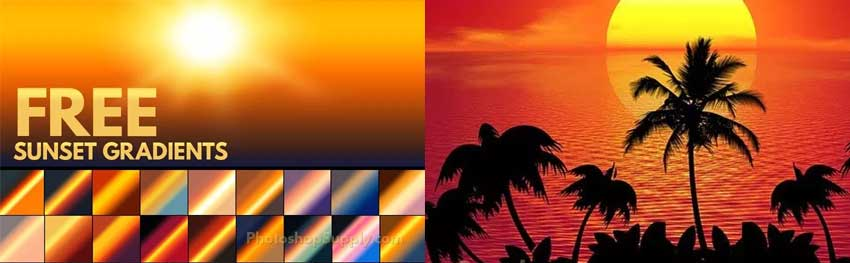 Sunset Gradients | FREE