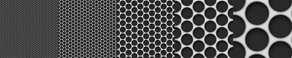 Photoshop Metal Pattern Textures