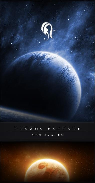 Cosmos Planets Creator package