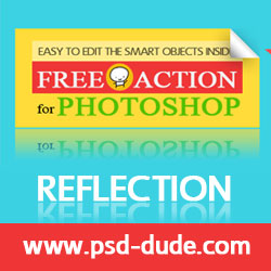 <span class='searchHighlight'>Reflection</span> Photoshop Action Free Download psd-dude.com Resources