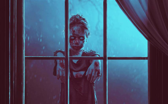 How to Create a Scary Window Scene Photo Manipulation With Adobe Photoshop
