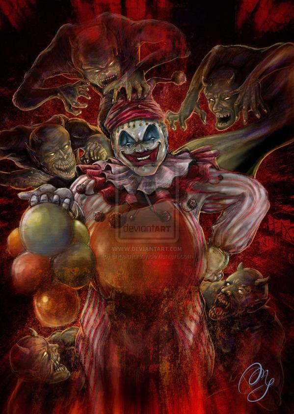 John Wayne Gacy Jr by angelmarthy photoshop resource collected by psd-dude.com from deviantart