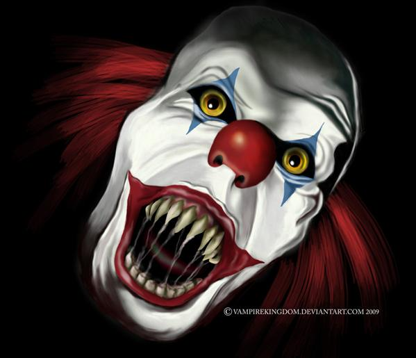 Pennywise by vampirekingdom photoshop resource collected by psd-dude.com from deviantart