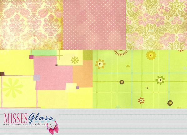 5 Scrapbook scans S20 by Missesglass photoshop resource collected by psd-dude.com from deviantart
