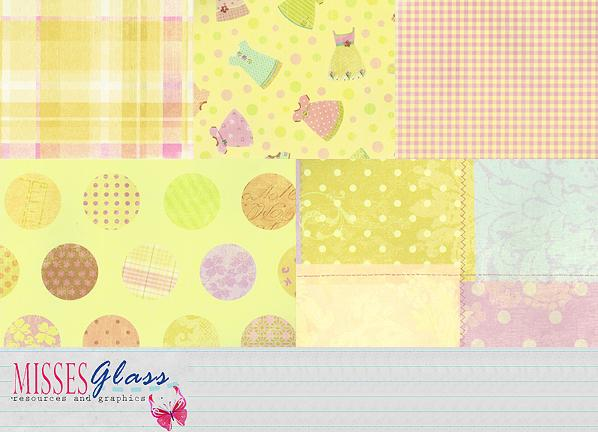 5 Scrapbook scans S22 by Missesglass photoshop resource collected by psd-dude.com from deviantart