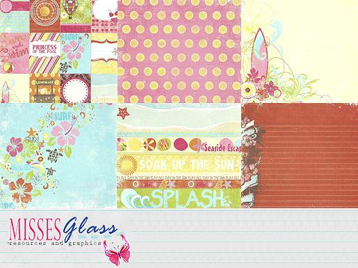 6 Scrapbook scans 0509 by Missesglass photoshop resource collected by psd-dude.com from deviantart