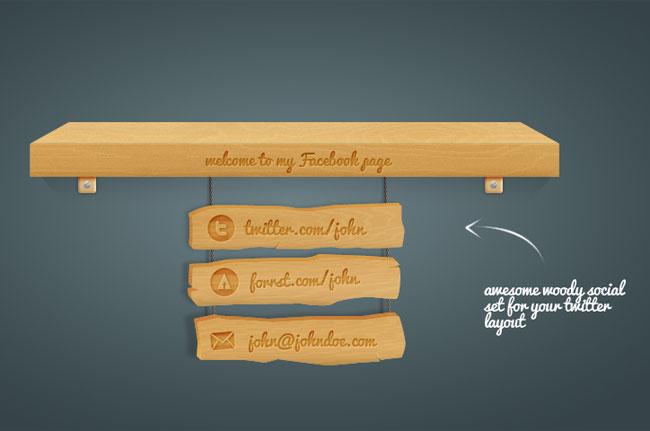 wooden shelf photoshop tutorial | Woodworking Basic Designs