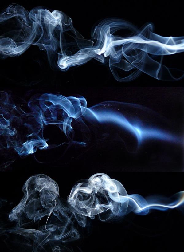 Smoke Stock V by Melyssah6-Stock photoshop resource collected by psd-dude.com from deviantart