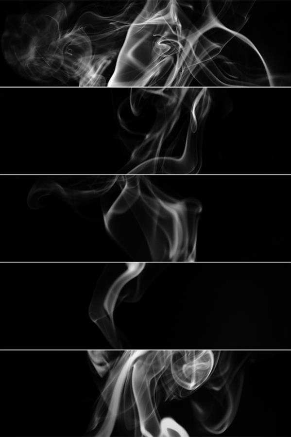 Smoke Textures by freshtextures photoshop resource collected by psd-dude.com from deviantart
