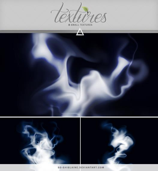 Textures Smoke by So-ghislaine photoshop resource collected by psd-dude.com from deviantart