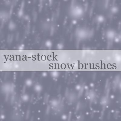 Snow BrushesTexture brushesAbstract Brushes 1Nature brushesAbstract Brushes 2Grunge Brushes by yana-stock photoshop resource collected by psd-dude.com from deviantart