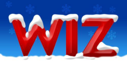 Snow on Text Photoshop Tutorial
