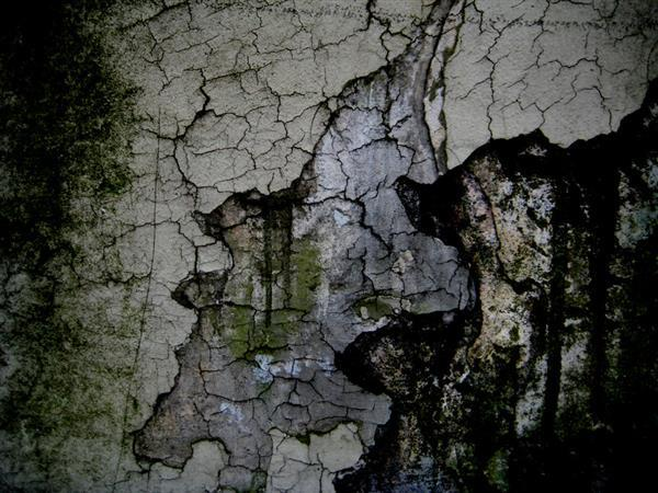 Dark Grunge Texture with Cracks