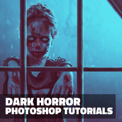 Scary And Horror Photoshop New Tutorials For <span class='searchHighlight'>Halloween</span> | PSDDude psd-dude.com Resources