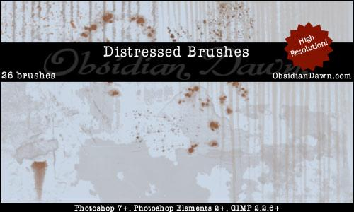 Distressed Photoshop BrushesCeltic Knotwork Vector BrushesSwirl Parts Photoshop BrushesFoliage SwirlsDistressed Photoshop BrushesLight Swirls Brushes by redheadstock photoshop resource collected by psd-dude.com from deviantart