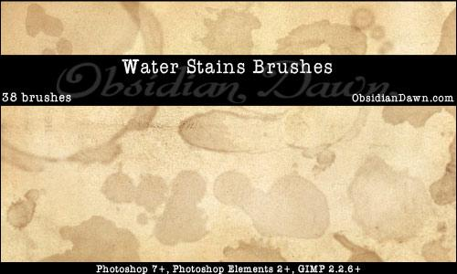 Waterstains Photoshop BrushesCeltic Knotwork Vector BrushesSwirl Parts Photoshop BrushesFoliage SwirlsDistressed Photoshop BrushesLight Swirls Brushes by redheadstock photoshop resource collected by psd-dude.com from deviantart