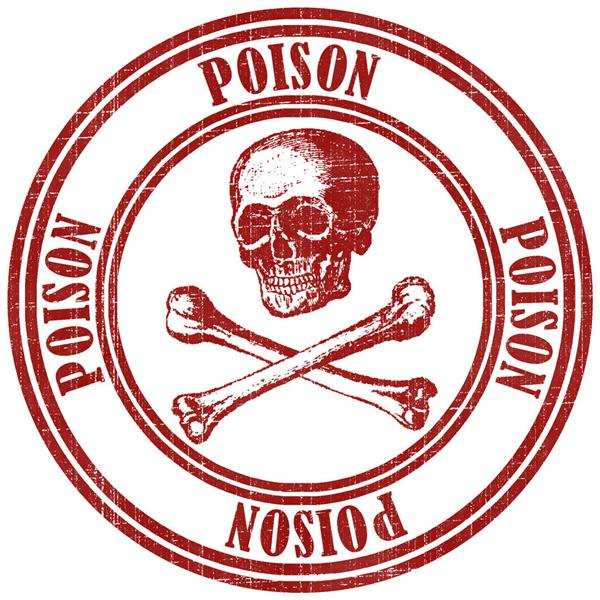 Poison Stamp by maskimxul photoshop resource collected by psd-dude.com from deviantart