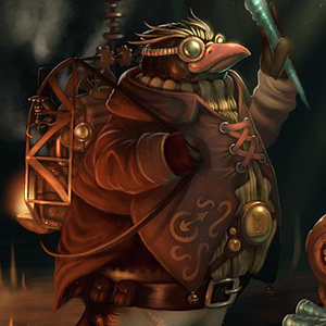 Steampunk Digital Art psd-dude.com Resources