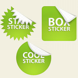Sticker <span class='searchHighlight'>PSD</span> Photoshop Files psd-dude.com Resources