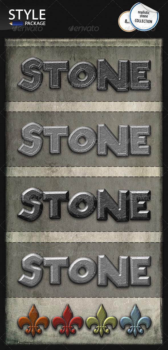 Realistic Stone Styles