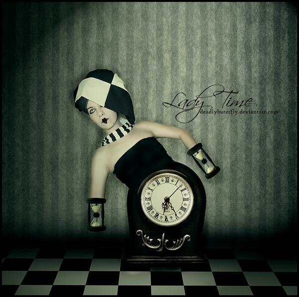 Lady Time Artwork