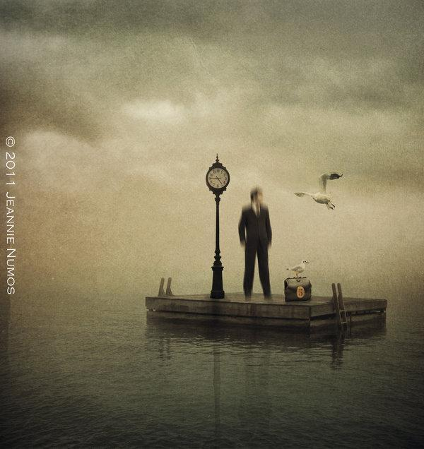 The Mysterious Man Photo Manipulation