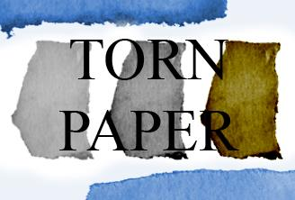 Torn Paper by struckdumb photoshop resource collected by psd-dude.com from deviantart