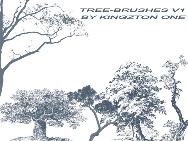 TreeBrushes