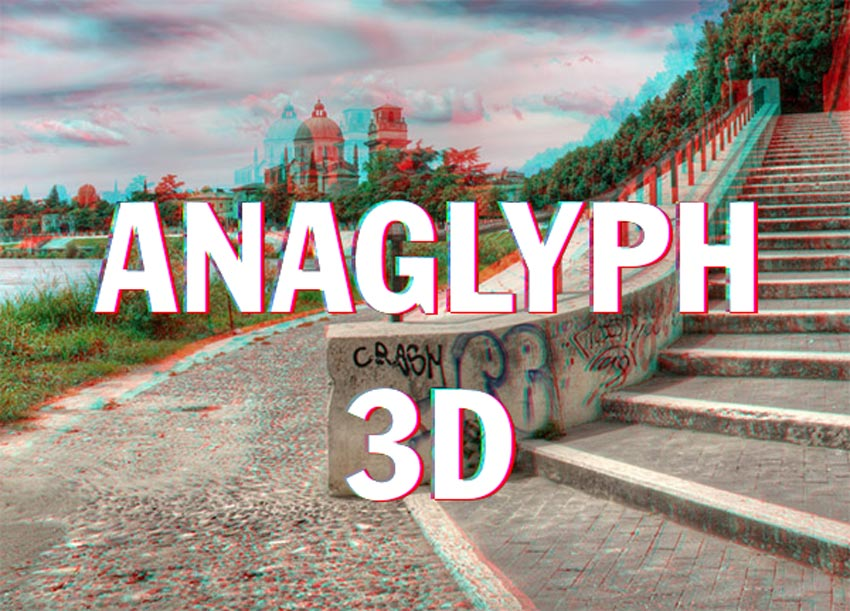 Anaglyph 3D Tutorial