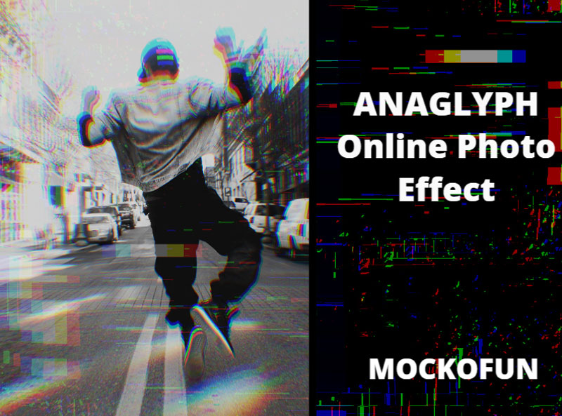 Anaglyph Effect Online