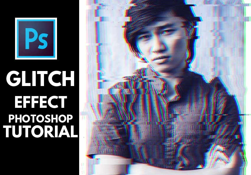 Glitch Photoshop Effect (Tutorial)