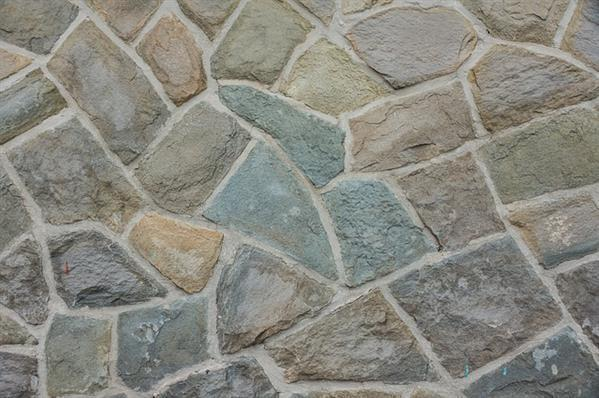 Wall stone paving texture