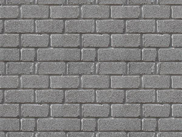 White Brick Wall Texture Seamless And Free