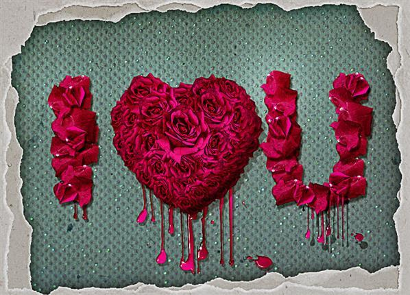 Photoshop Text Effect Tutorials Perfect for Valentine Day