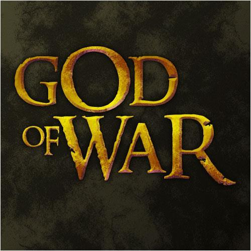 God of War Game Text Effect in Photoshop