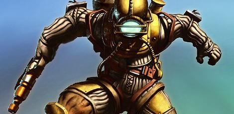 Photoshop tutorial bioshock videogame digital painting