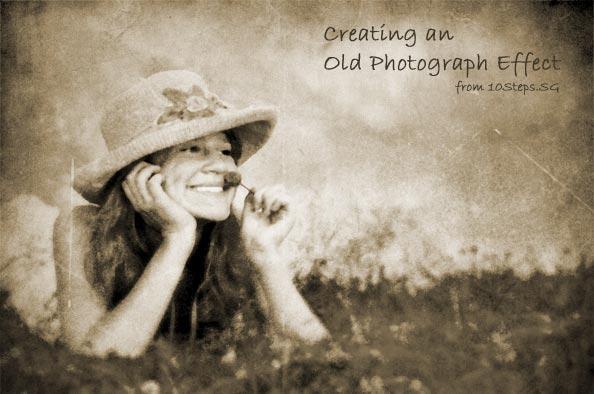 old photo  u0026 vintage polaroid effects in photoshop