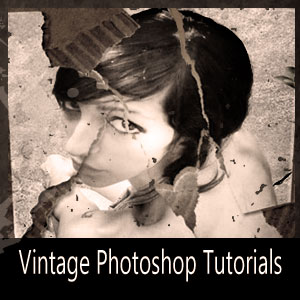 <span class='searchHighlight'>Vintage</span> Effect Photoshop Tutorials psd-dude.com Resources
