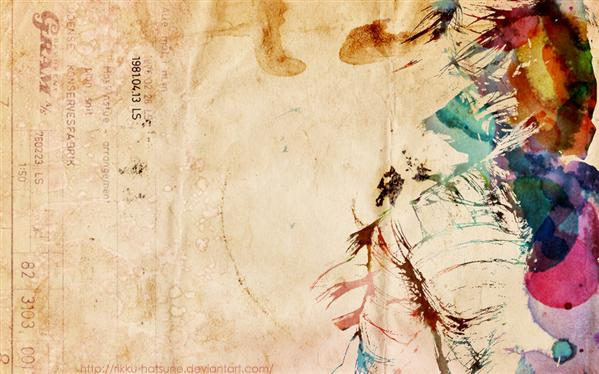 Rurouni Kenshin Watercolor Style by Rikku-hatsune photoshop resource collected by psd-dude.com from deviantart
