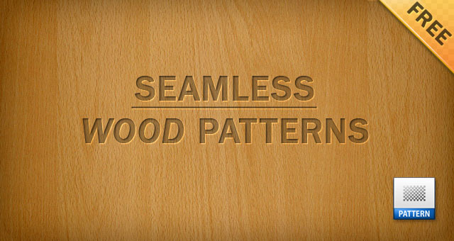 Wood Photoshop Patterns Seamless and Free