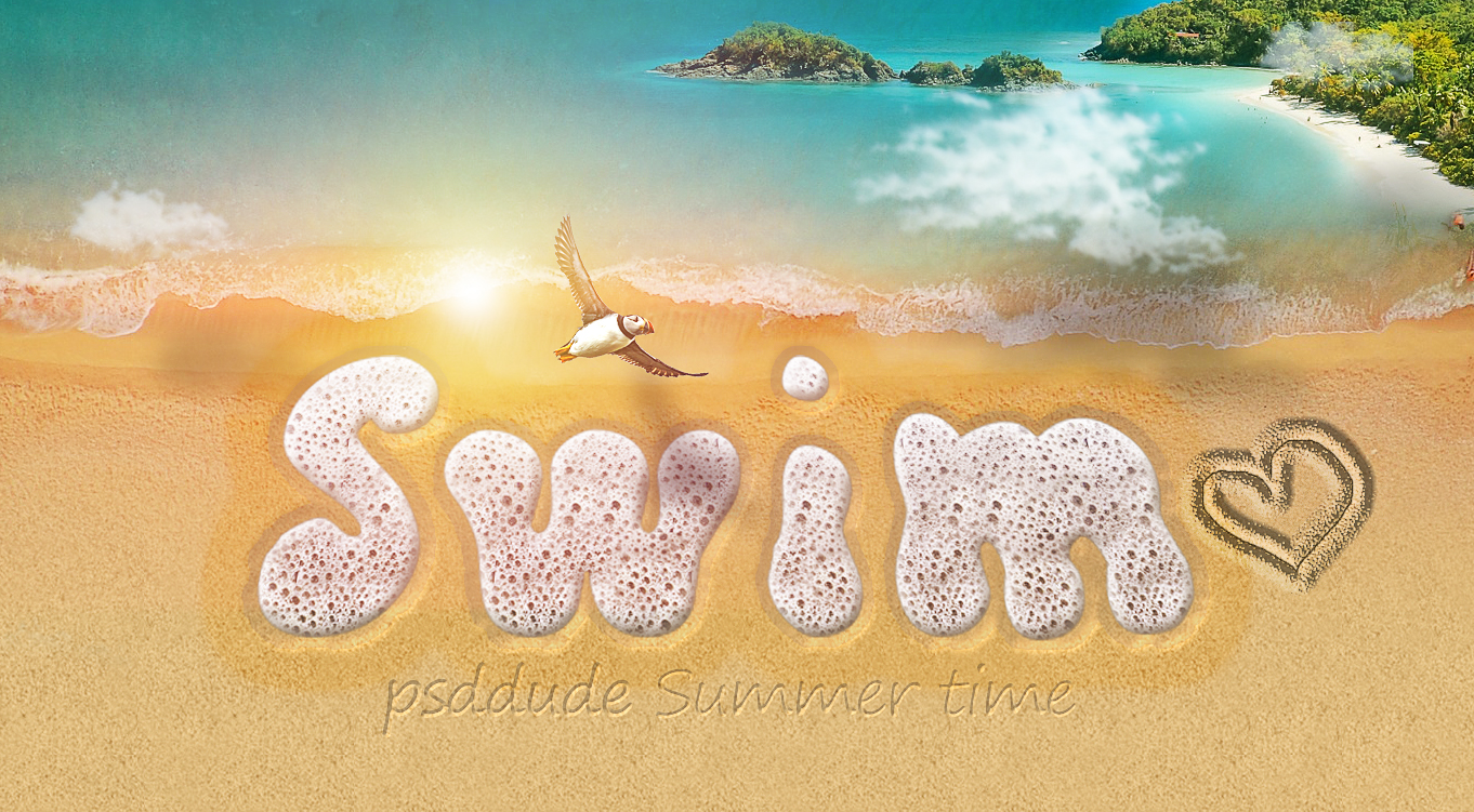 Sea foam text and draw in sand effect photoshop tutorial photoshop download sun rays of light photoshop creator baditri Gallery