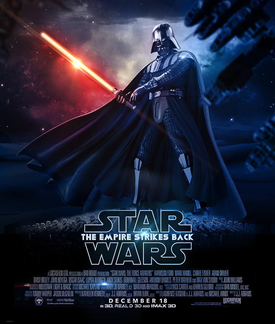 star wars movie poster photoshop tutorial photoshop tutorial psddude. Black Bedroom Furniture Sets. Home Design Ideas