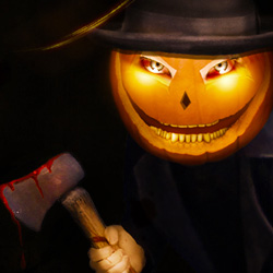 The Night of the Halloween Killer Pumpkin