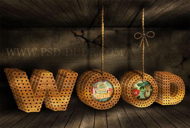 wooden shelf photoshop | Online Woodworking Plans