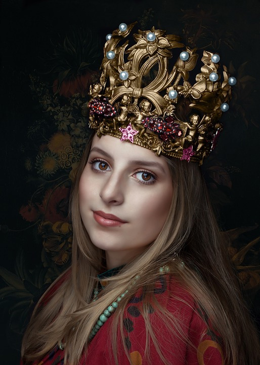 Medieval Queen Image