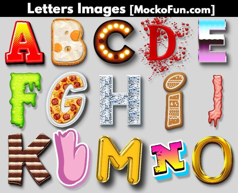 Letters Images