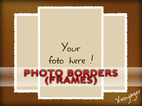 old photo border psd create a vintage photo effect in photoshop - photoshop