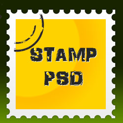 Stamp PSD Free Download psd-dude.com Resources